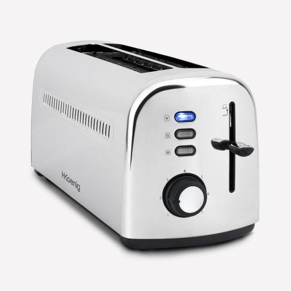 toaster prajitor paine extra large 40 mm termostat 7 pozitii